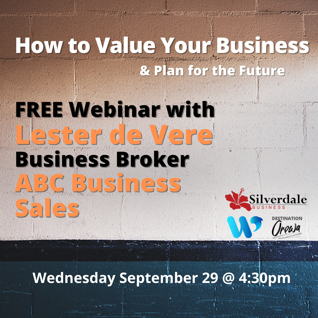 How to Value your Business & Plan for the Future